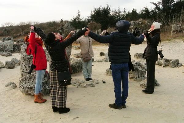 Наши путешественники в Болгарии