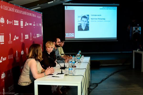 Глава жюри ОМКФ 2017 - Кристиан Петцольд