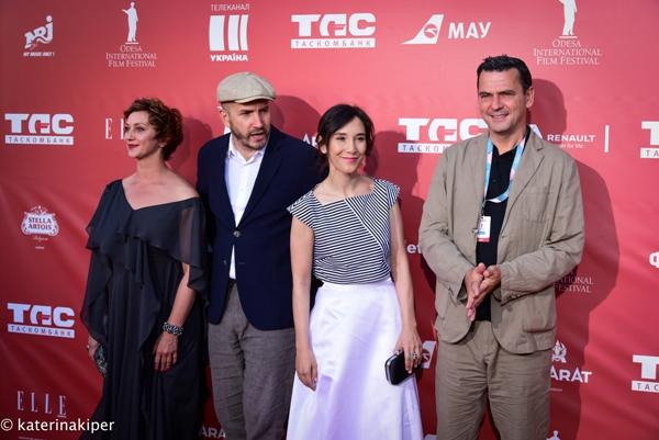 Жюри Международного конкурса ОМКФ-2017
