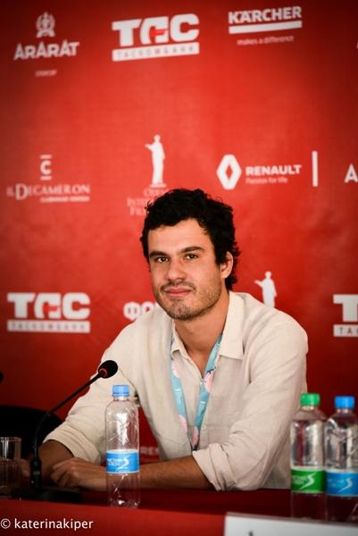 Фелипе Барбоса, режиссер
